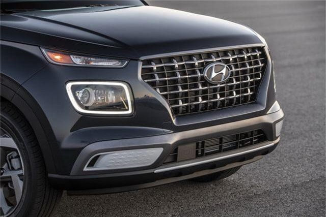 Hyundai Venue chính thức gia nhập phân khúc crossover tí hon - 4