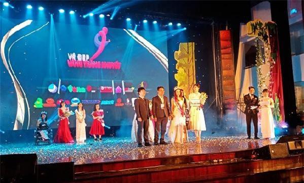 Ngoài 2 giải phụ, thí sinh Bế Thị Băng đã đạt ngôi vị Quán quân Vẻ đẹp Vầng trăng khuyết 2019.