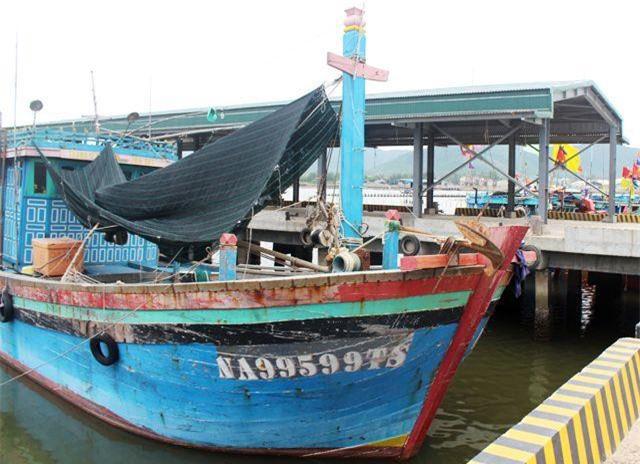 Nghệ An: Nợ xấu từ vay vốn đóng tàu theo Nghị định 67 lên tới 156 tỉ đồng