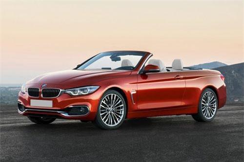 3. BMW 4 Series Convertible 2019 (giá khởi điểm: 53.100 USD).
