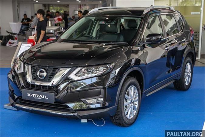 Nissan X-Trail 2019 moi gia tu 754 trieu dong tai Malaysia-Hinh-11