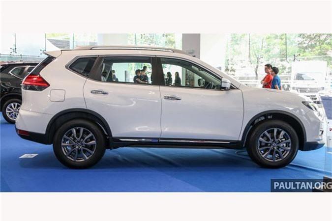 Nissan X-Trail 2019 moi gia tu 754 trieu dong tai Malaysia-Hinh-2
