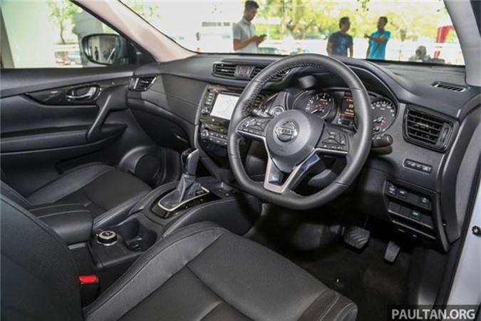 Nissan X-Trail 2019 moi gia tu 754 trieu dong tai Malaysia-Hinh-6