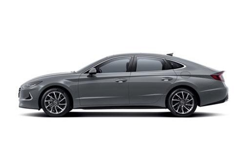 Chi tiết Hyundai Sonata 2020 - đối thủ Toyota Camry, Hyundai Accord