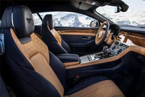 1. Bentley Continental.