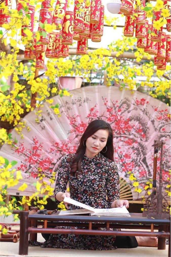Là hình mẫu của người phụ nữ hiện đại, xinh đẹp, tài năng và tự chủ trong mọi việc, doanh nhân Thanh Thuận hiểu được giá trị của vẻ đẹp
