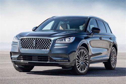 Lincoln ra mắt SUV cạnh tranh với Mercedes-Benz GLC