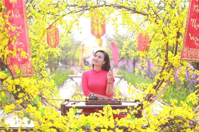 Trí tuệ, nhạy bén và quyết đoán là những ấn tượng đầu tiên khi tiếp xúc với Hoa hậu Thanh Thuận