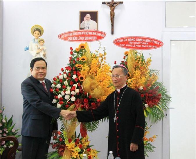 Đồng bào Công giáo có nhiều hoạt động thiết thực hướng tới Đại hội MTTQ Việt Nam