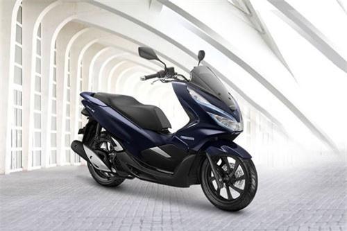 Chi tiết Honda PCX Hybrid tại Việt Nam, giá ngang SH150i