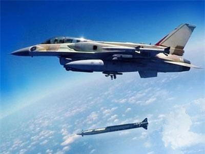 """Lộ diện vũ khí Israel khiến tên lửa S-300 Syria """"thua sấp mặt"""""""