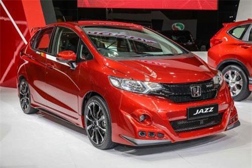 Ảnh chi tiết Honda Jazz Mugen