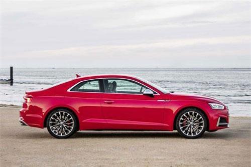 2. Audi A5.