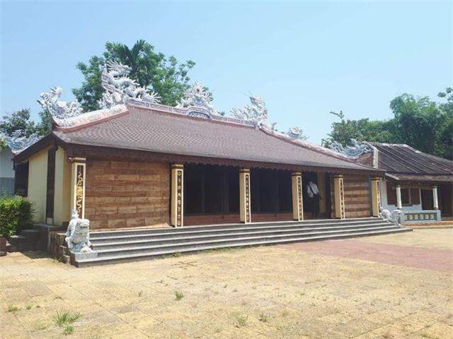 CLIP: Trùng tu nhà lưu niệm Đại tướng Lê Đức Anh tại Thừa Thiên Huế
