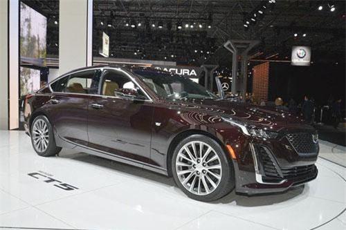 10. Cadillac CT5 2020.