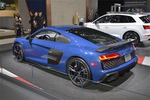 11. Audi R8 Performance Quattro 2020.