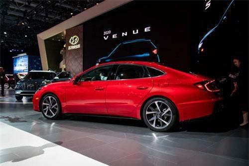 14. Hyundai Sonata 2020.