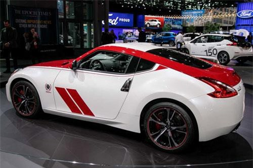 18. Nissan 370Z 50th Anniversary Edition 2020.