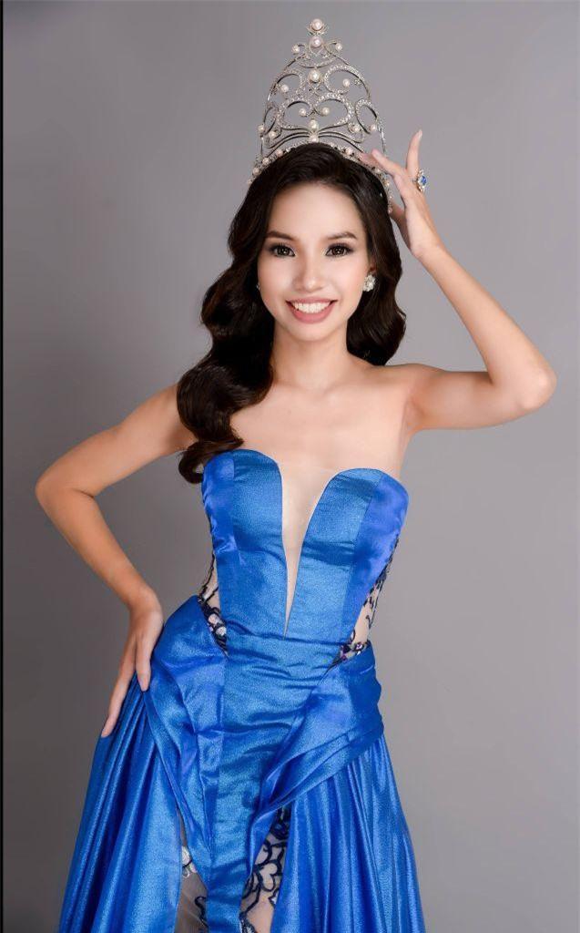 Nụ cười cực kỳ xinh đẹp của Tân Hoa hậu Huỳnh Trâm