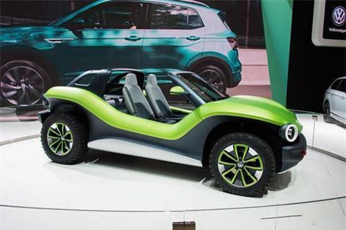 6. Volkswagen I.D. Buggy Concept 2019.