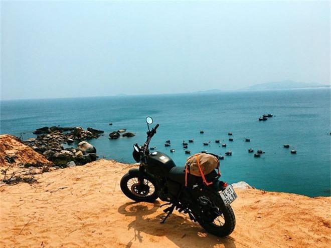 9x cùng câu chuyện độc hành xuyên Việt cùng chiếc xe máy: Đi thôi, để thấy Việt Nam mình thực sự xinh đẹp! - Ảnh 13.