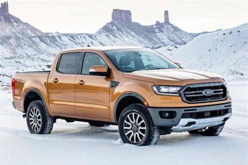Ford Ranger 2019 (giá khởi điểm: 24.000 USD).