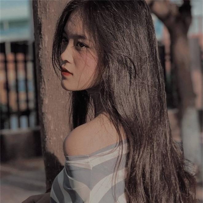 Nữ sinh Đồng Nai nổi như cồn sau một lần bị đăng ảnh trên Facebook, được khen giống Han Sara nhưng dễ thương hơn - Ảnh 6.