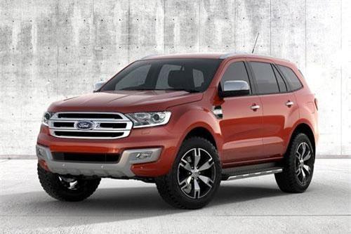 Ford Everest 2018.