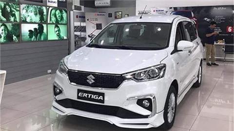 Suzuki Ertiga 2019.