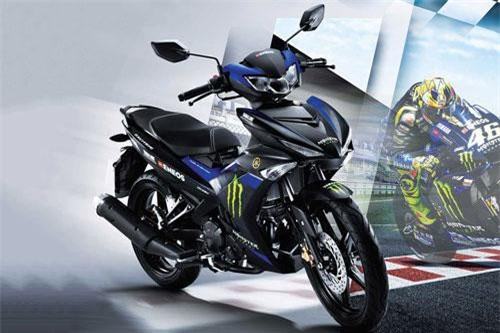 Yamaha Exciter 150cc Monster Energy.