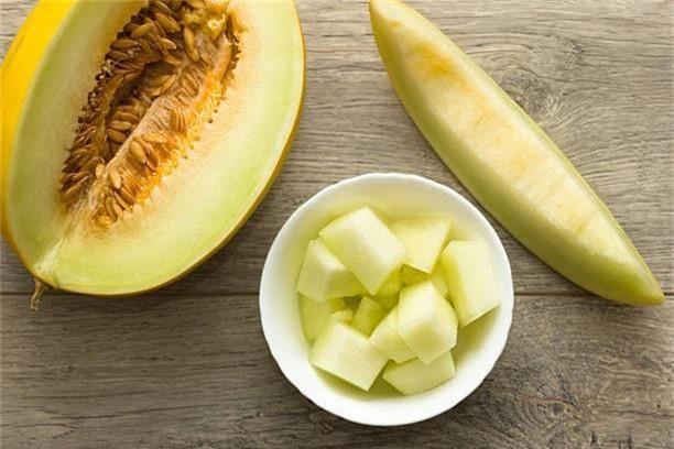 Dưa bở đang vào mùa chín rộ, hãy tận dụng làm thuốc chữa bệnh, đẹp da lại giảm cân - Ảnh 4.