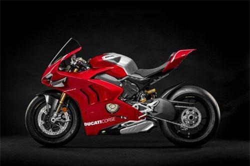 10. Ducati Panigale V4R.