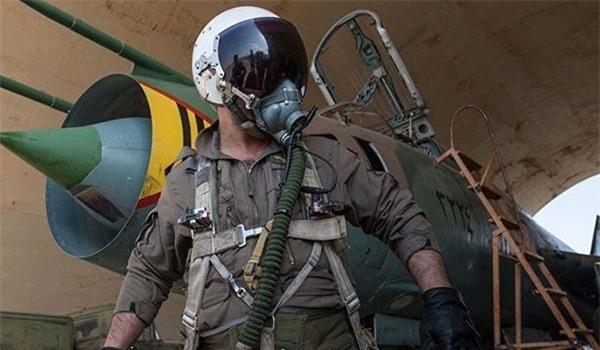 Quân đội Syria đã