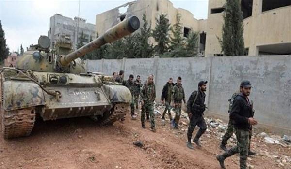 Chiến dịch phục kích phiến quân của quân đội Syria ở Hama đã thành công