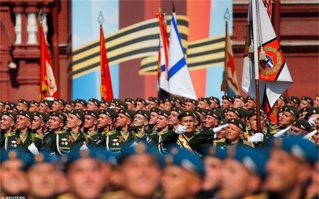 Dàn vũ khí uy lực của Nga luyện tập trước lễ duyệt binh Ngày Chiến thắng - 13