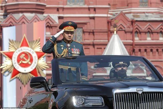 Dàn vũ khí uy lực của Nga luyện tập trước lễ duyệt binh Ngày Chiến thắng - 3