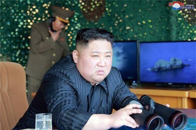 Toan tính phía sau vụ phóng tên lửa bất ngờ của Triều Tiên - 2