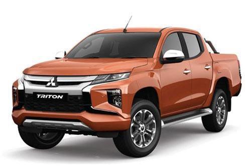 Mitsubishi Triton 2019.