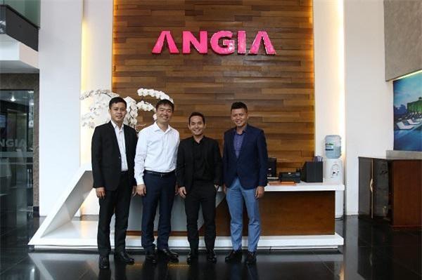 Việc hợp tác với Asia Banks Club cho thấy An Gia chính thức mở rộng hoạt động kinh doanh BĐS tại thị trường quốc tế (Ảnh: AG)