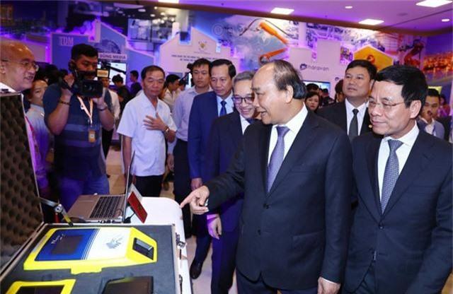 Thủ tướng: Doanh nghiệp công nghệ là hạt nhân thực hiện khát vọng một dân tộc hóa rồng - Ảnh 2.