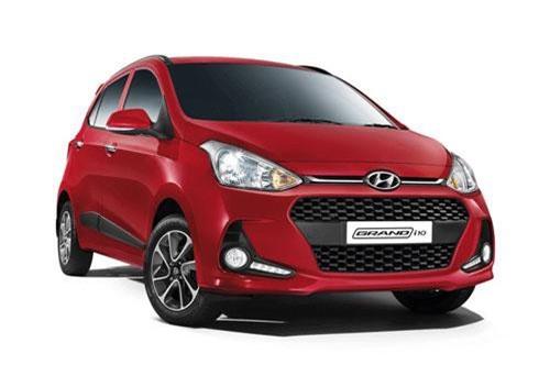 Hyundai Grand i10 (doanh số: 1.448 chiếc).