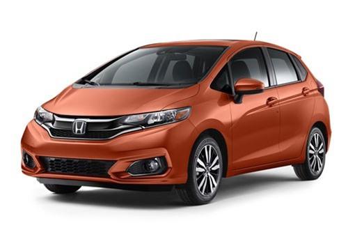 Honda Fit - Honda Jazz (giá khởi điểm: 16.190 USD).