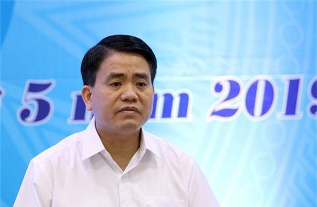 """Chủ tịch Hà Nội: """"Nếu điều kiện tốt sẽ cấm xe máy trong nội thành trước 2030"""" - 1"""