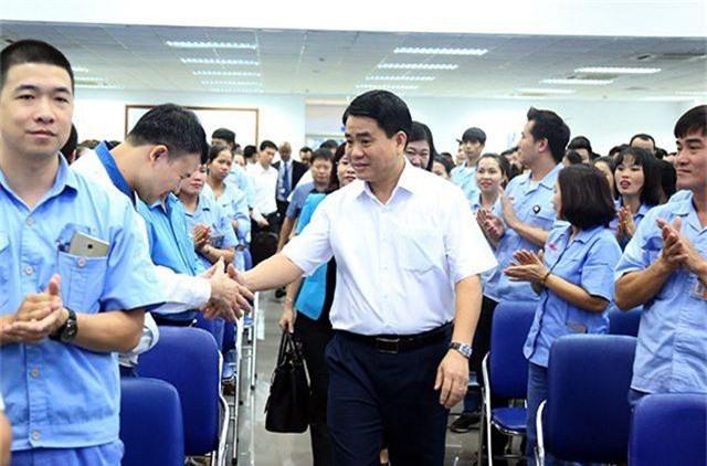 """Chủ tịch Hà Nội: """"Nếu điều kiện tốt sẽ cấm xe máy trong nội thành trước 2030"""" - 2"""