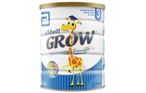 Sữa bột Abbott Grow số 3