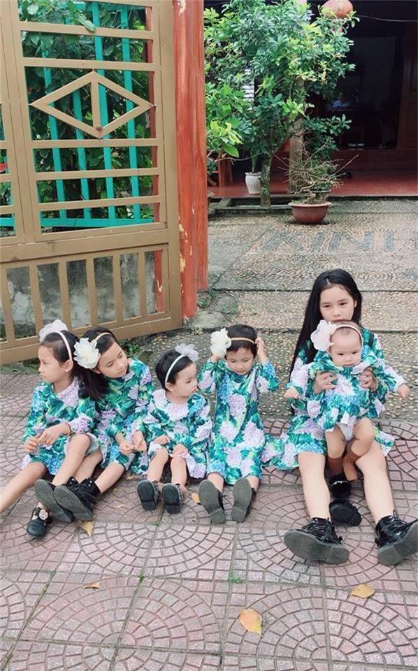 Ghen tị với bà mẹ 34 tuổi có 6 con gái vẫn trẻ xinh như gái son, đi xe 5 tỷ, kiếm chơi chơi hơn trăm triệu/tháng - Ảnh 7.