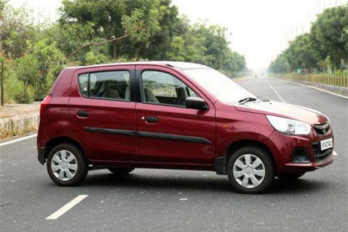 . Maruti Suzuki Alto (doanh số: 22.766 chiếc).
