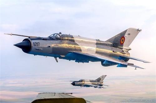 Theo Bộ tư lệnh Không quân Mỹ, các máy bay F-16C và phi hành đoàn thuộc Liên đoàn 301 (đóng ở căn cứ liên hợp Fort Worth, Texas) sẽ tham gia cuộc tập trận chung với máy bay MiG-21 của Romania trong khuôn khổ