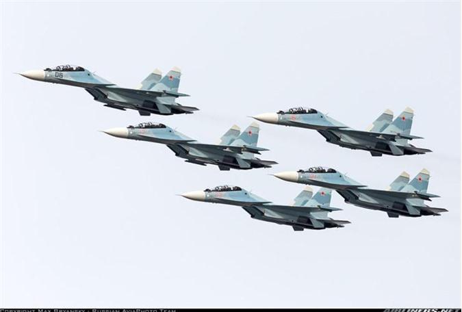 Phát hiện danh tính khách hàng thứ 4 mua Su-30SM của Nga