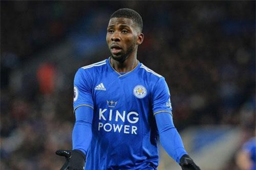 Tiền đạo: Kelechi Iheanacho (Leicester City).
